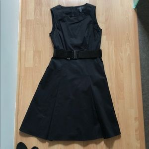 H&M structured party dress